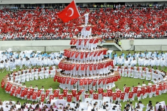 19 травня - День пам'яті Ататюрка і День молоді та спорту