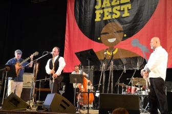 Концерт Swing a la Turc Quartet в Одесі