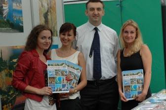 Офіс з питань культури та інформації Посольства Туреччини в Україні в рамках XI Міжнародної Асамблеї туристичного бізнесу в Одесі