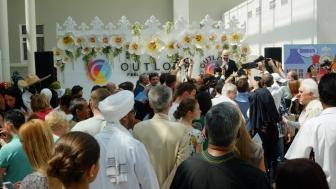 Туреччина на щорічному фестивалі Outlook World Culture Festival