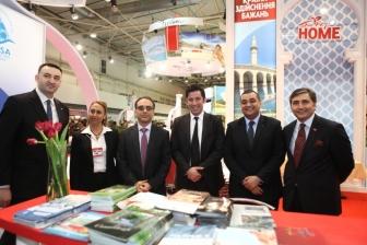UITT 2014 «Україна – Подорожі та Туризм»: Туреччина приваблює все більше туристів