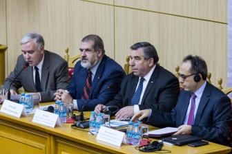 У Києві відбулася Міжнародна конференція «Ісмаїл-бей Гаспринський — видатний син кримськотатарського народу»