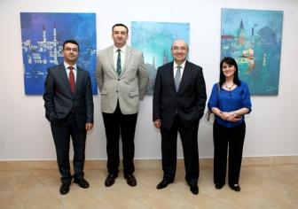 На тому березі: Стамбул очима українських художників