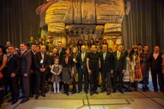 Колектив «Вогні Анатолії» представив Україні нове масштабне шоу «Троя»