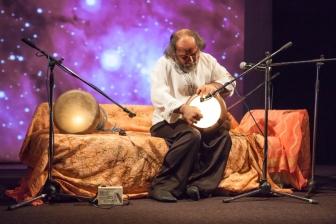 Всесвітньо відомий майстер гри на дарбуці відвідав Україну з двома концертами