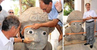 Одну з найкрасивіших статуй світу знайдено в Туреччині
